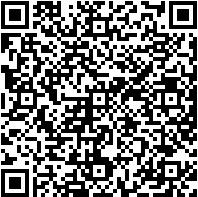 Halten Sie Ihren Barcode-Reader auf den QR-Code, um unsere Adresse in Ihrem Smartphone zu speichern.